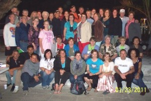 Our January 2011 team to Costa Rica -- 39 people from 11 churches.