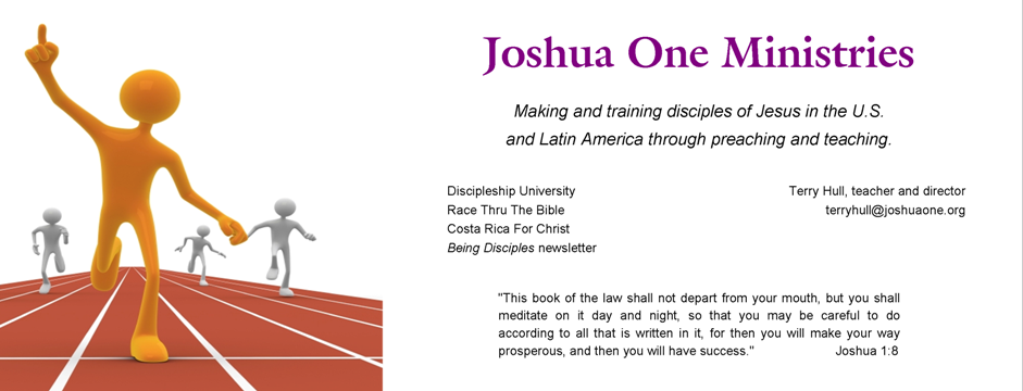 Joshua One Ministries